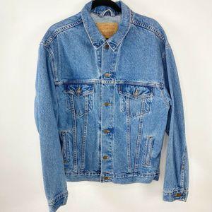 Vintage LEVIS Denim Jacket Trucker Jean button up